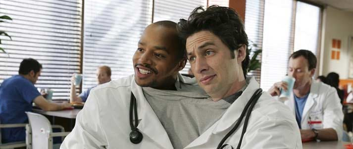 scrubs two headed doctor