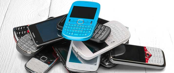 Selling old mobile phones for the best price