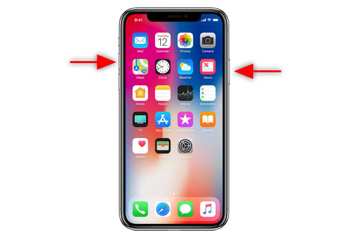How to take screenshot on iPhone