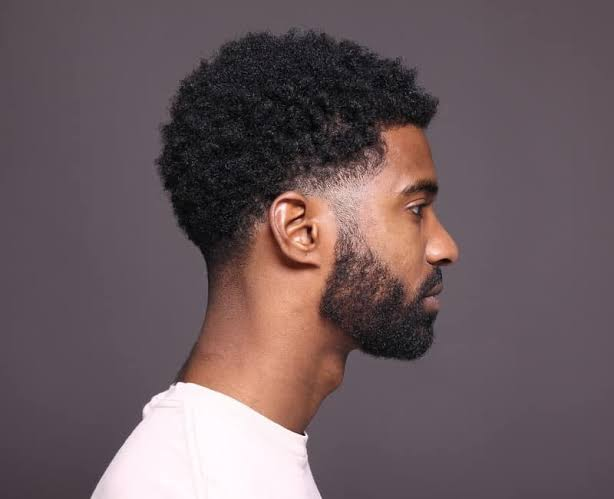 Men's hair how to
