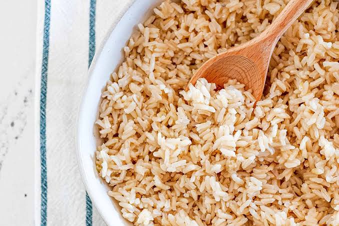 How to cook the brown rice