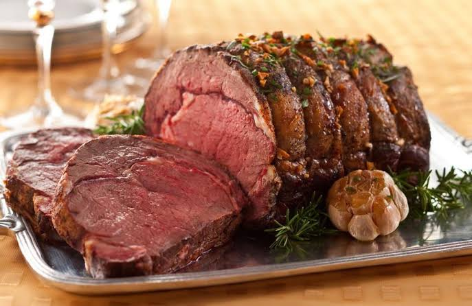 How to cook prime rib