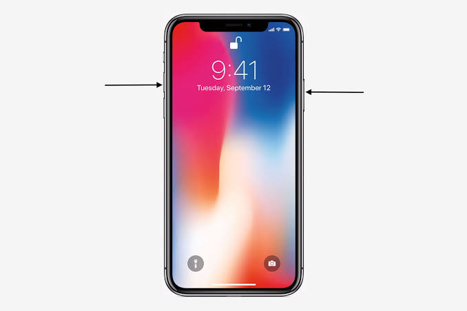 How to take a screenshot on i Phone